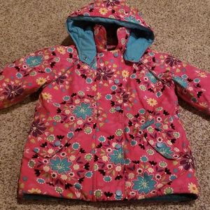 Hanna Andersson Jackets & Coats - Hanna Andersson 100 Pink Coat Size 4
